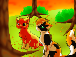 TsC - Watch the birds by FlareAKACuteFlareon