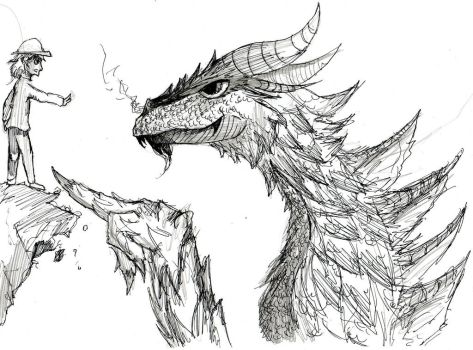 Dragon #1 by Play2Craft