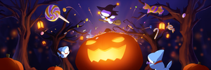 Halloween! by 0Vress0