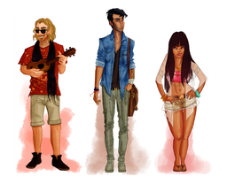 El Dorado Hipsters by Wickfield