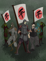 Collab: Equality for All by StarbuckViper