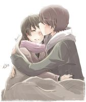 Kyumin: I'll take care of you by Fuko-chan