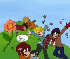 SP: flowers are for by numbah3
