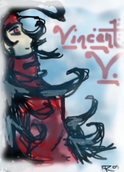 .:Vincent V:. by InvaderTek