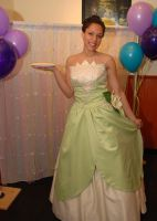 Finished Princess Tiana by AllenGale