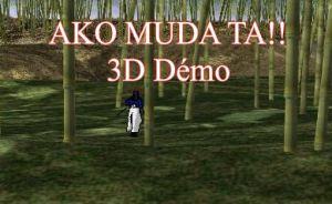 demo 3D  AKO MUDA TA by Rockman-Invincible