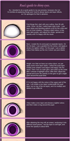 Rua's guide to shiny eyes by Ruaniamh