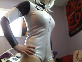 GlaDOS WIP 2 by TaliBelle-Cosplay