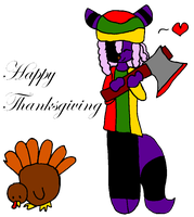 .:Happy Thanksgiving:. by TwistedArtsticMind