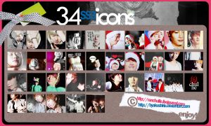 icon 11 - SS3 icon batch by Byakushirie