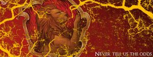 Facebook Cover: Gryffindor by TheLadyAvatar