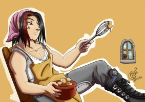 Activity Cok: Cooking Mikael by LadyRosse