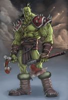 ORC Wow by deffectx