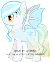 Arctic Cadence Pony Adopt - CLOSED by Astanine