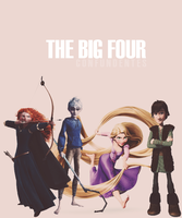 The Big Four by confundentes