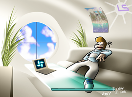 - My Future Home - by Lars99