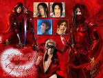 The World of Heise - red by Lostmindy