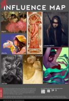 Influence Map by laLark