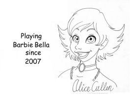 Playing Barbie Bella by Tella-in-SA