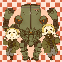 Cherno Alpha Print by jamknight