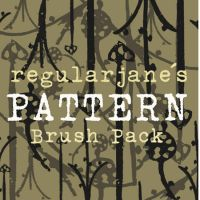 Brush Pack PATTERNS by regularjane