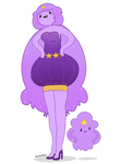 human LSP by stickyfruit