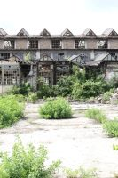 Industrial decay Stock 101 by Malleni-Stock