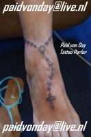 foot rosary by petercliff