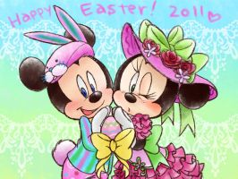 happy easter by chico-110