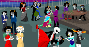 Night Out: Formal Party by Detharmonics