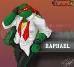 TMNT-U Raphael - Full Color by nichan