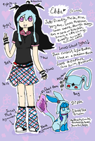 Ebba Reference sheet of awesomeness by Drizzle-The-Glaceon