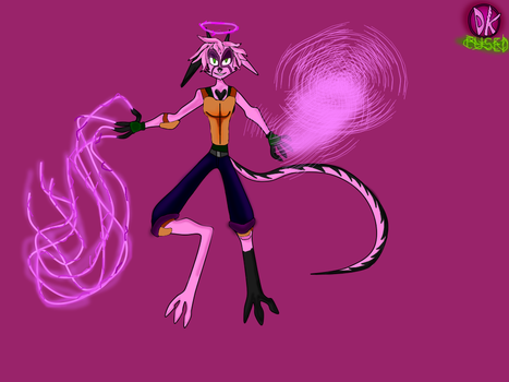 Dreamkeepers Fused: Nariathus by davidshadow275