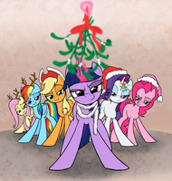 All they want for Christmas... by narbarnar