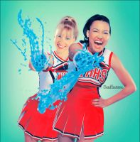 Brittana. by LuuLovesLaughs