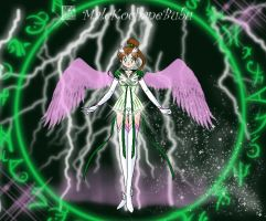 Sailor Warrior Jupiter by MaleKochaneBubu