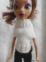 Pullover for Monster high by kivrin82