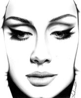 Adele by andreea79