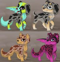 Group Adopt 2 by Shadowdannie