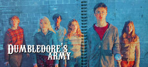 Dumbledore's Army Banner by ZillaGFX