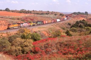 Red Dirt Railroading by ferlincletus