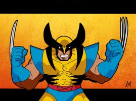 wolverine by Amish56