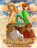 THE PROTECTORS OF CHILDHOOD - POSTER by cirquedelart