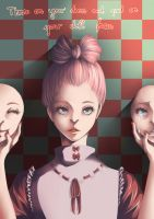 Put On Your Doll Faces by LemonLi-chan