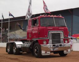 International Transtar cab over by RedtailFox
