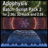Apophysis Batch Script Pack 2 by parrotdolphin