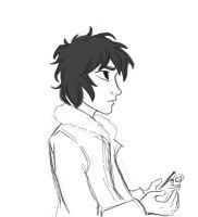 Nico di Angelo by mkchirp
