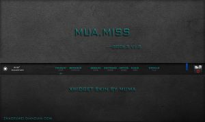 Mua.miss_dock.2 for Xwidget by wanjuninlove-Muma