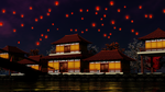 Sky Lanterns by Akhdanhyder
