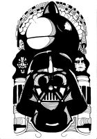 darth polynesian styel by yayzus